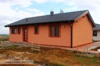 Video, foto, reference: Výstavba čtvrté dřevostavby na klíč, Stěžírky (okr. Hradec Králové)