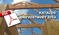 Nový katalog Dřevostavby 2014