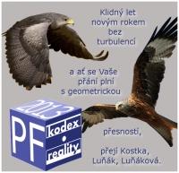 PF 2013 od KODEX REALITY s.r.o.