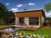 Dřevostavby do 1 milionu a 1,5 mil. korun - bungalovy