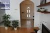 rodinný dům na prodej, Borek u Hradce Králové - pohled z obývacího pokoje do vstupní haly