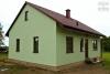 Reference dřevostavby - bungalov na klíč u Hradce Králové