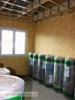 instalace rastrů pro montáž sádrokartonových podhledů (výstavba dřevostavby na klíč - Hradec Králové, Stěžírky)