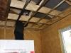 příprava rozvodů řízeného větrání rodinného domu (výstavba dřevostavby na klíč - Hradec Králové, Stěžírky)