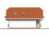 podkrovní dřevostavba Premier 151