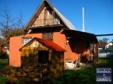 Rekreační chata s vlastním pozemkem, Dolní Přím u Hradce Králové