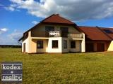 Nový zděný dům 6+kk s pozemkem 1.058 m² a dvougaráží, Nepolisy (č. 3)