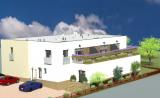 Nový byt 3 kk s terasou Havlíčkův Brod - Roháče z Dubé