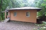 Rekreační chata s vlastním pozemkem na Brněnské přehradě, Brno-Bystrc