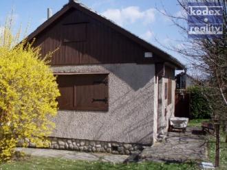 zděná chata na prodej ve Stěžírkách