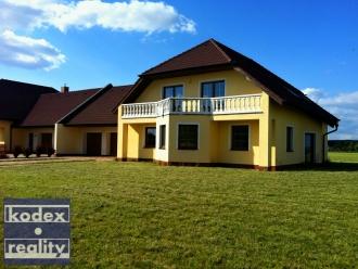 dům č. 1 na prodej v obci Nepolisy