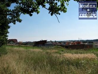 stavební pozemky na prodej Vysoká nad Labem