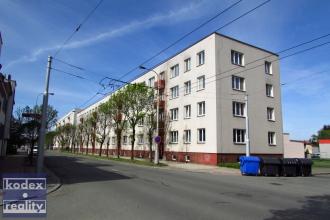 zděný byt 1+kk na prodej, Hradec Králové - Slezské Předměstí