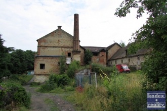 historická budova pivovaru na prodej, Smečno