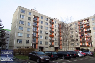 pronájem bytu 3+kk v ul. Pod Zámečkem, Hradec Králové