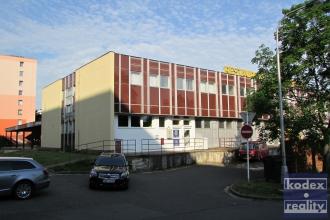 nebytový prostor v areálu Hvězda ve Štefánikově ulici, Hradec Králové - Třebeš