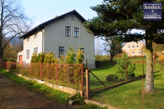rodinný dům na prodej, Martínkovice u Broumova